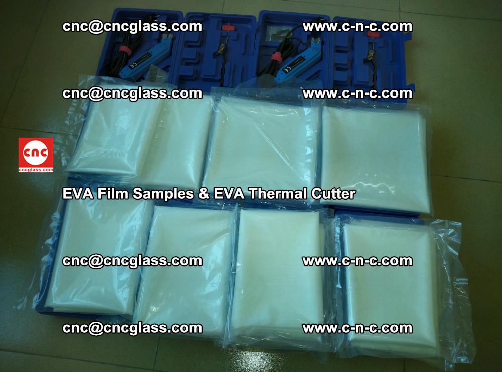 EVA Thermal Cutter and EVAFORCE SUPER PLUS EVA FILM samples (13)