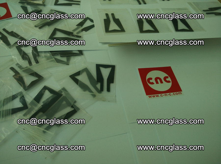 Blades for Thermal cutter trimming laminated glass edges overflowed remains (SGP INTERLAYER) (11)