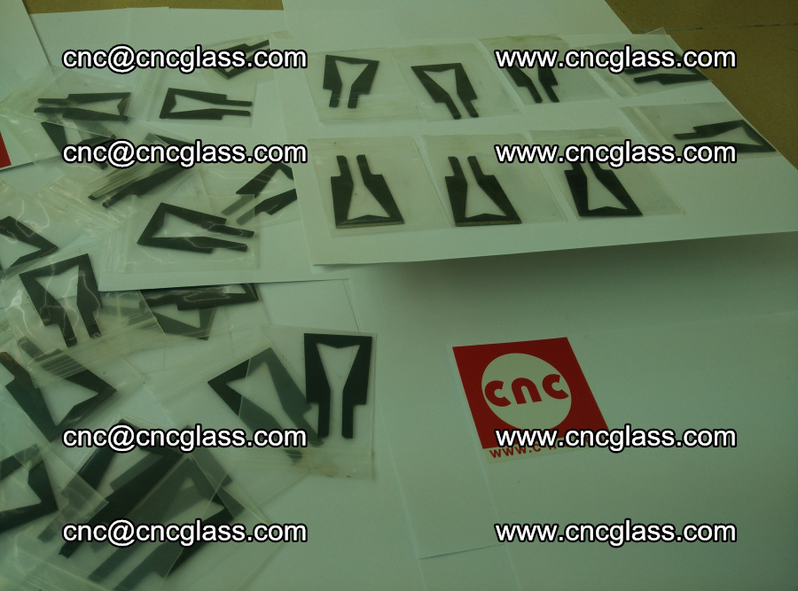 Blades for Thermal cutter trimming laminated glass edges overflowed remains (SGP INTERLAYER) (13)