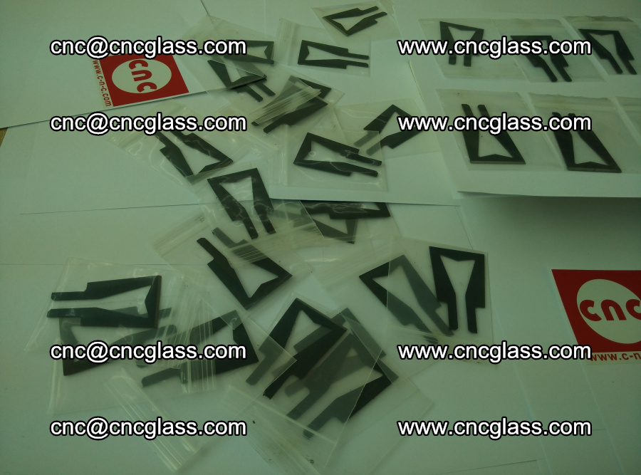 Blades for Thermal cutter trimming laminated glass edges overflowed remains (SGP INTERLAYER) (7)
